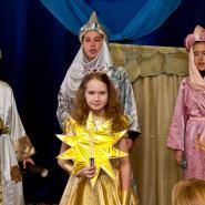 Рождественская постановка 9.01.2012
