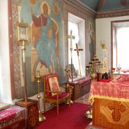 Храм Живоначальной Троицы. В алтаре 12.05.2012