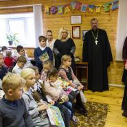 Праздник в Воскрестной Школе