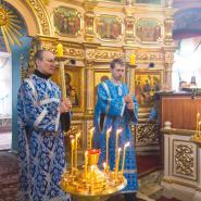 Благовещения Пресвятой Богородицы