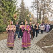 Крестный ход в 4-ю неделю Великого Поста