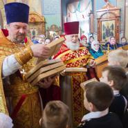 Выступления учеников Воскресной школы