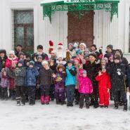 Рождество в воскресной школе 2020