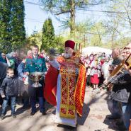 Престольный Праздник Георгия Победоносца