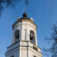 Храм Живоначальной Троицы март 2015 год.