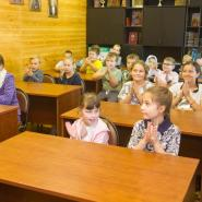 Начало занятий в Воскресной школе