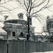 Церковь Троицкая. Фотография примерно 1988 года. (фото Андрея Агафонова)