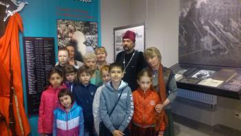 Посещение выставки к 70-летию Победы в Остафьево
