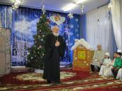 Святое Евангелие - в каждый дом (Рождество в детском саду)