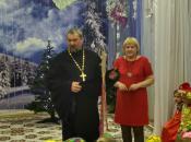 Праздник Рождества Христова в детском саду «Росинка»