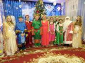 Рождество в детском саду «Росинка»