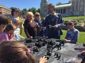 Поездка учащихся Воскресной школы в Царицыно