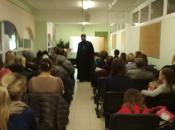 Родительское собрание в школе «Знамя Октября»