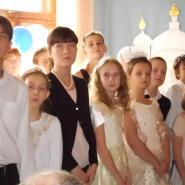 День рождения воскресной школы 20.10.2012