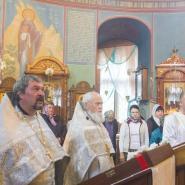 Литургия Священномученика Василия, пресвитера Остафьевского