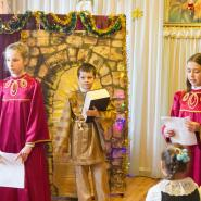 Рождественский Праздник в Воскресной школе