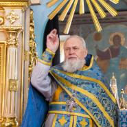 Благовещение Пресвятой Богородицы