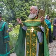 Престольный Праздник Святой Троицы 19.06.2016