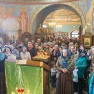 Вход Господень в Иерусалим 2019