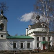 Храм Живоначальной Троицы  2011 год.