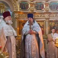 Литургия в день Свт. Николая Мирликийского 19.12.2016