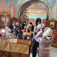 Урок ОПК в Храме Живоначальной Троицы в Остафьеве