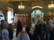 Преподаватели основ Православной культуры посетили храм Живоначальной Троицы в Остафьеве
