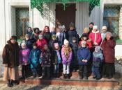 Воспитанники Воскресной школы встретили праздник масленицы